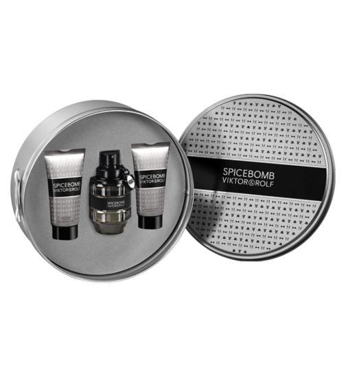 Viktor & Rolf Spicebomb Eau de Toilette 50ml gift set