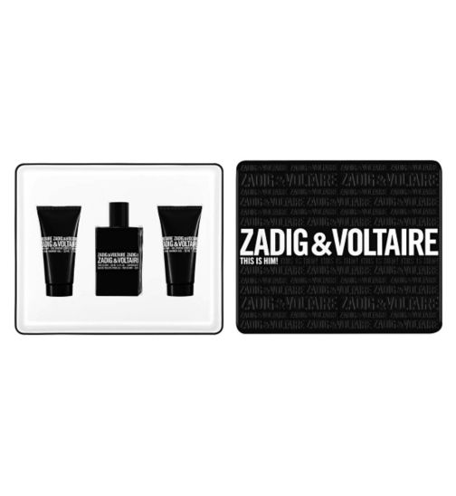 Zadig & Voltaire This is Him! 50ml gift set