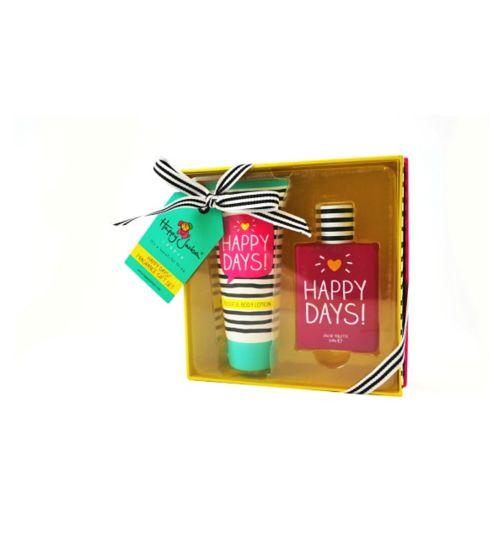 Happy Jackson Happy Days Eau de Toilette gift set