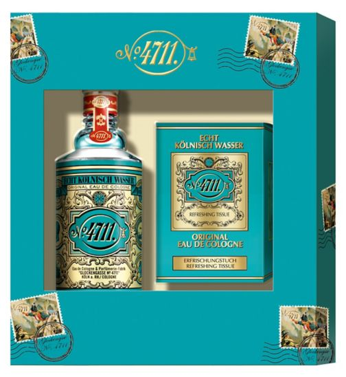 4711 Original Eau de Cologne Duo Gift Set