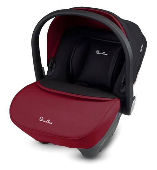 Silver Cross Simplicity Car Seat - Vintage Red