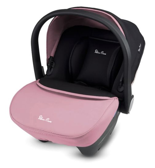 Silver Cross Simplicity Car Seat - Vintage Pink