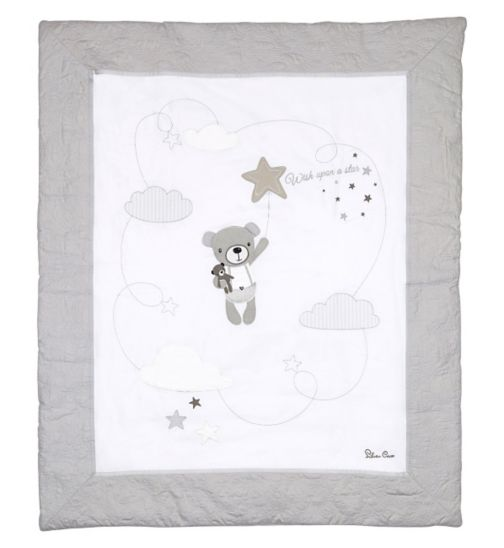 Silver Cross Wish Upon a Star Quilt