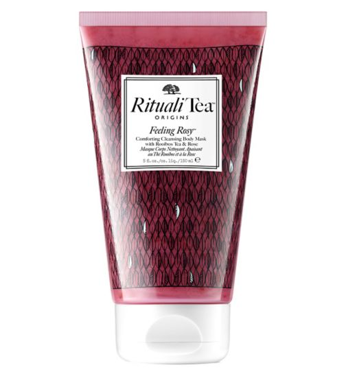 Origins RitualiTea Feeling Rosy Cleansing Body Mask 150ml