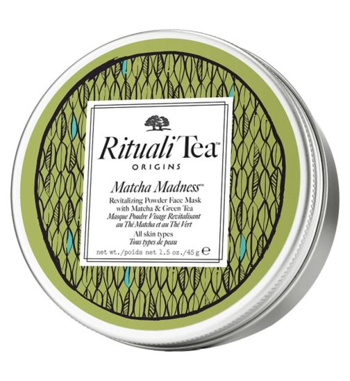 Origins RitualiTea Matcha Madness Powder Face Mask With Matcha & Green Tea Powder 45g