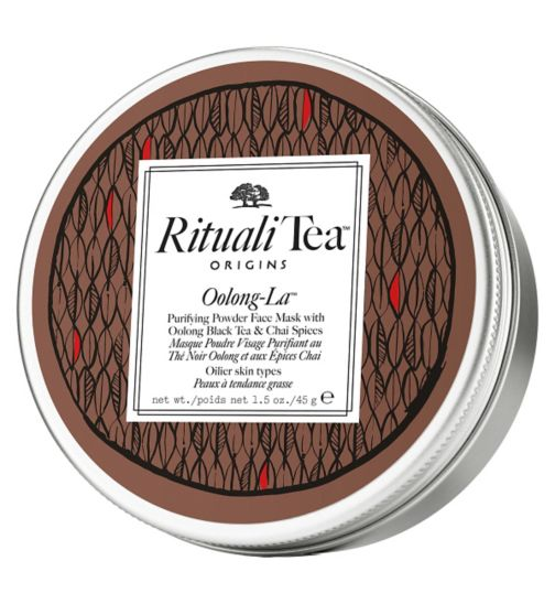 Origins RitualiTea Oolong-La Powder Mask With Oolong Black Tea & Chai Spices 45g