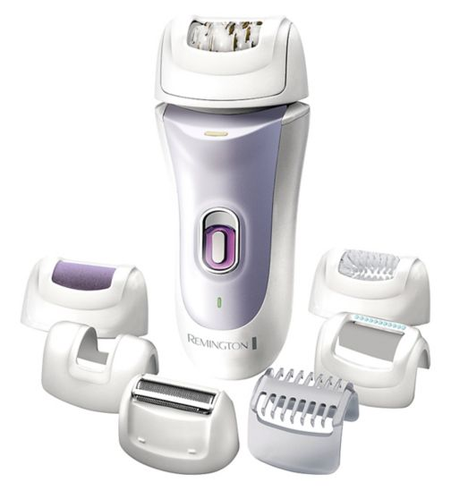 Remington Cordless Wet & Dry Epilator EP7035