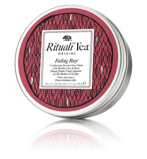 Origins RitualiTea Feeling Rosy Powder Mask With Rooibos Tea & Rose 45g