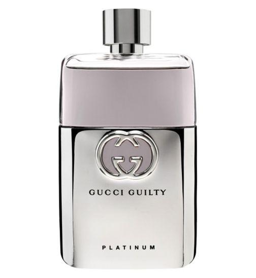 Gucci Guilty Pour Homme Eau de Toilette Platinum Edition 90ml