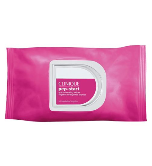 Clinique Pep-Start Cleansing Swipes