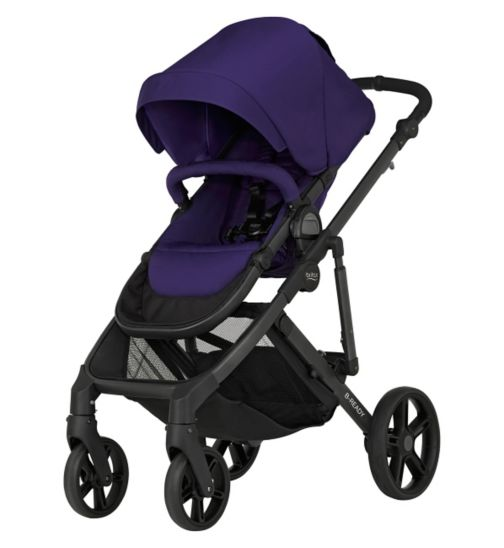 Britax Römer B-READY Pushchair - Mineral Purple