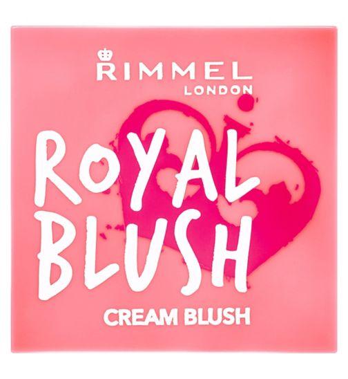 Rimmel London Royal Blush blusher