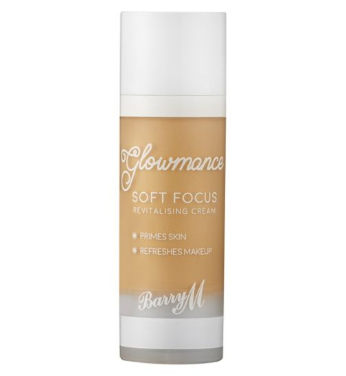 Barry M Glowmance Soft Focus Cream