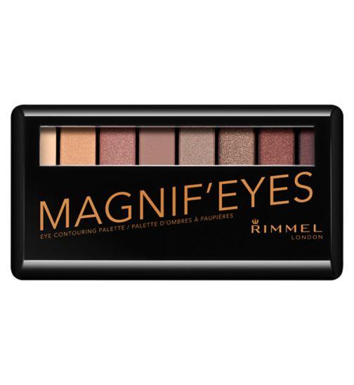 Rimmel Magnif'eyes Eyeshadow Palette London Nudes Calling