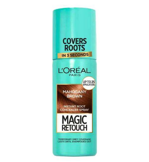 L'Oreal Magic Retouch Spray Mahogany 75ml