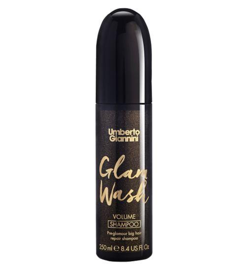 Umberto Giannini Glam Wash Volume Shampoo  250ml