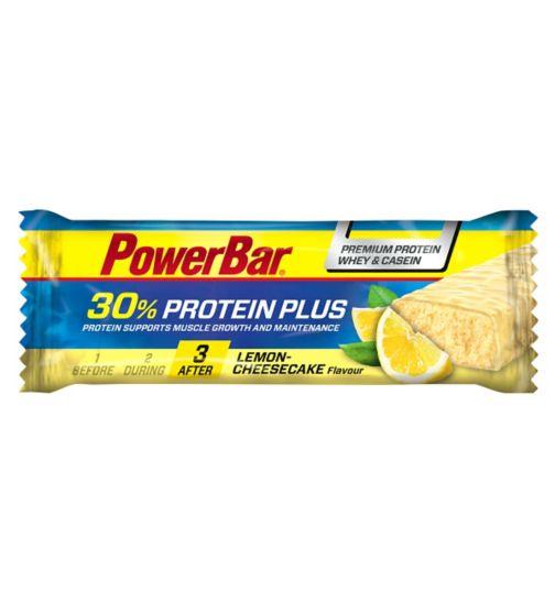 PowerBar Protein Plus 30% Lemon Cheesecake Flavour