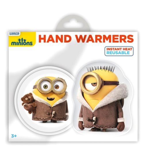 Minions Hand Warmers