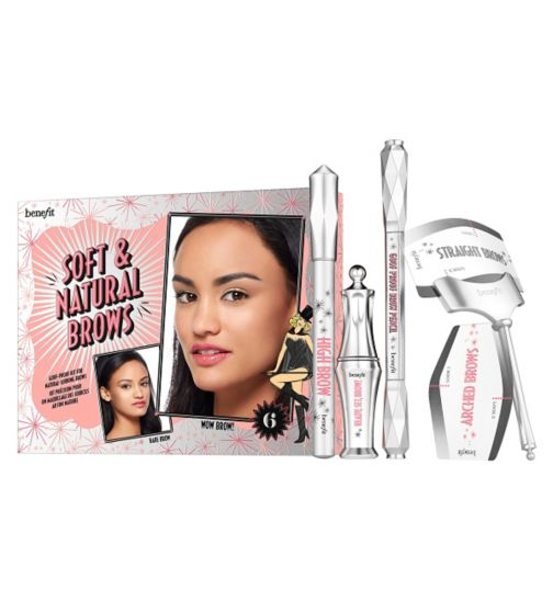 Benefit Soft and Natural Brow kits