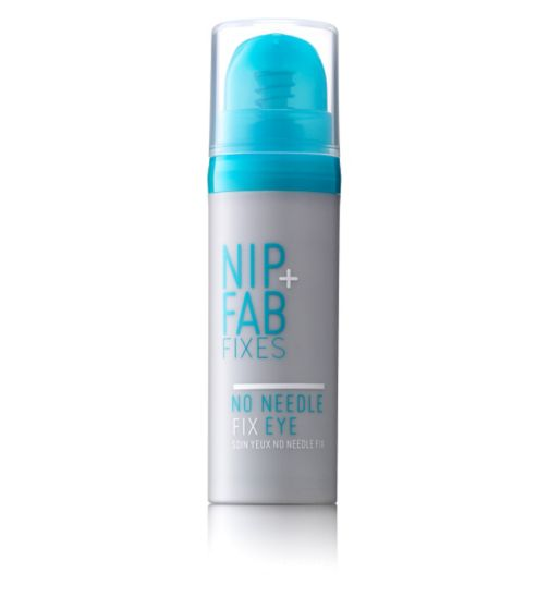 Nip+Fab No Needle Fix eye cream 15ml
