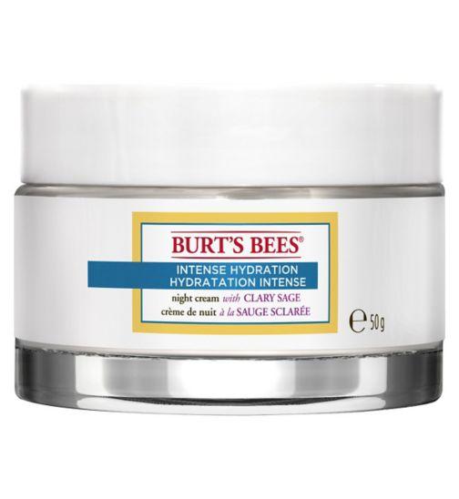 Burt's Bees® Intense Hydration Night Cream, 50g