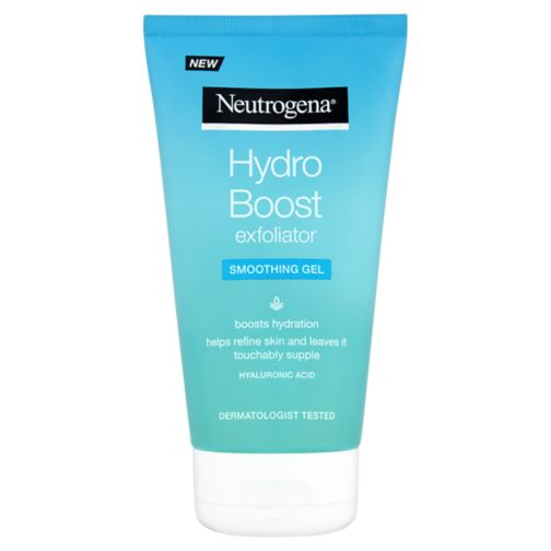 Neutrogena Hydro Boost Smoothing Exfoliator Gel