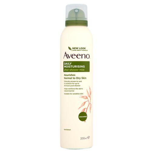 Aveeno® Daily Moisturising After Shower Mist