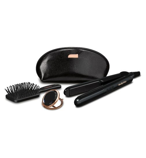 BaByliss Designer Selection Straightener Gift Set