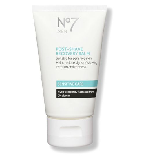No7 Men Sensitive Care Post-Shave Recovery Balm