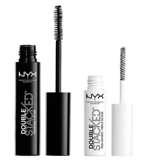 NYX PROFESSIONAL MAKEUP Double Stacked Fiber Mascara