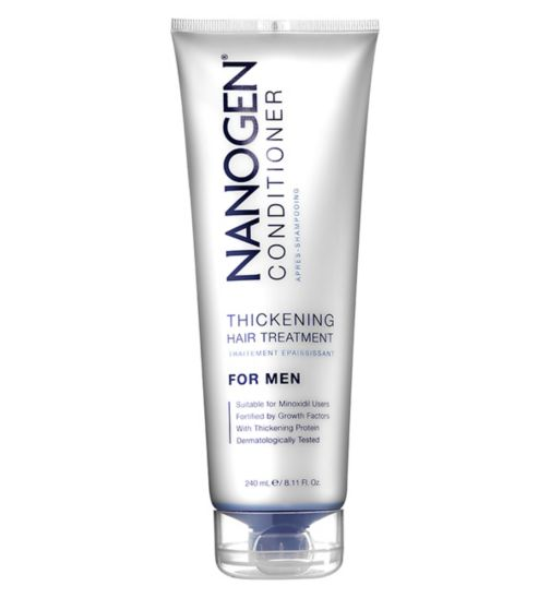Nanogen Thickening Treatment Conditioner for Men - 240ml