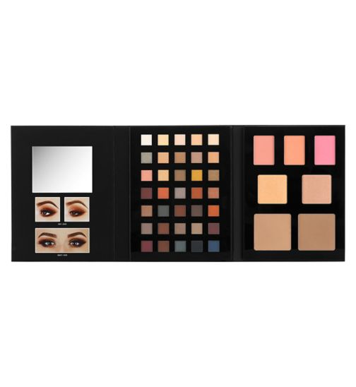 NYX Professional Makeup Beauty School Drop Out Palette - Back to Basics