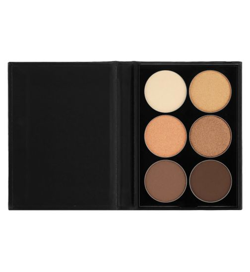 NYX Professional Makeup Beauty School Drop Out Palette Mini- Nude