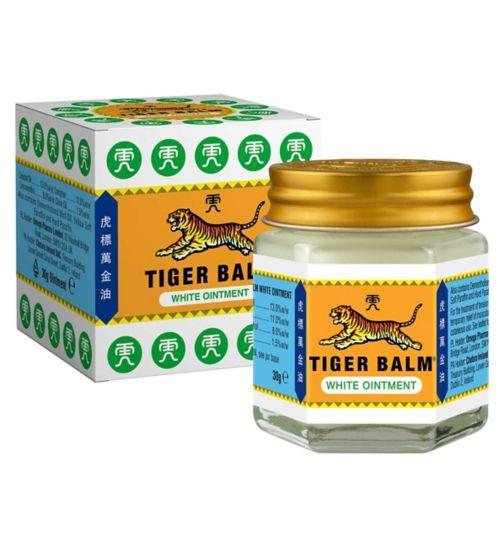 Tiger Balm White Ointment 30g