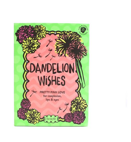 Benefit Dandelion Wishes kit