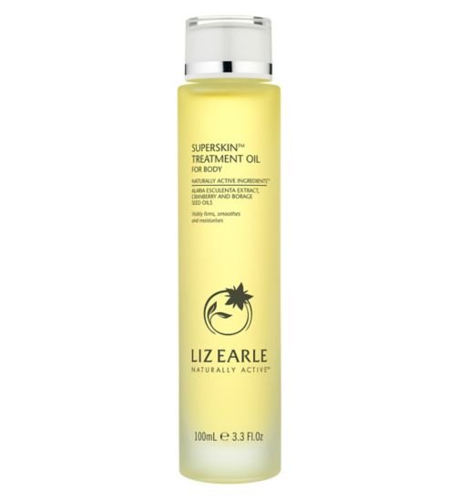 Liz Earle Superskin Treatment Oil for Body 100ml