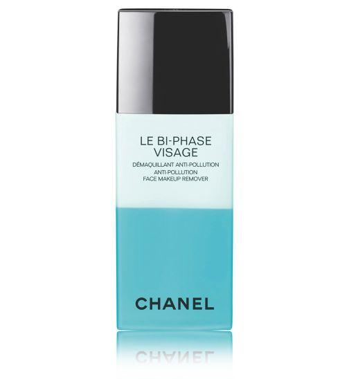 CHANEL LE BI-PHASE VISAGE Anti-Pollution Face Makeup Remover 150ML