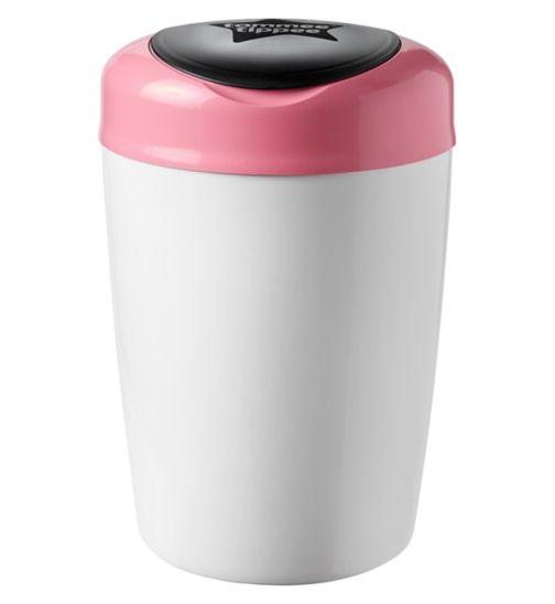 Tommee Tippee Sangenic Tec Napy Disposal System Pink