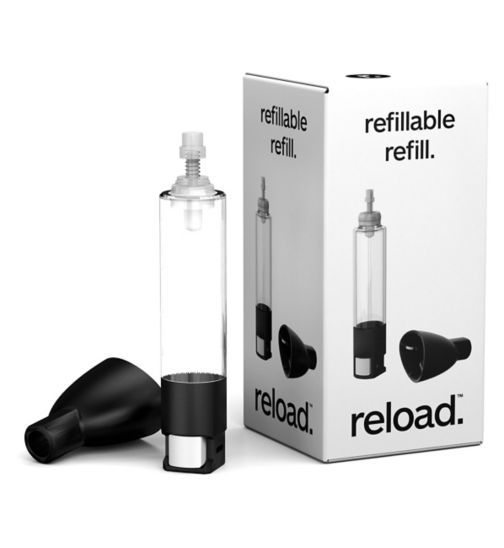 refillable refill for reload. mini-spray