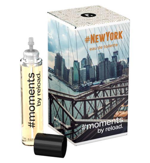 #NewYork Eau De Toilette refill 5ml