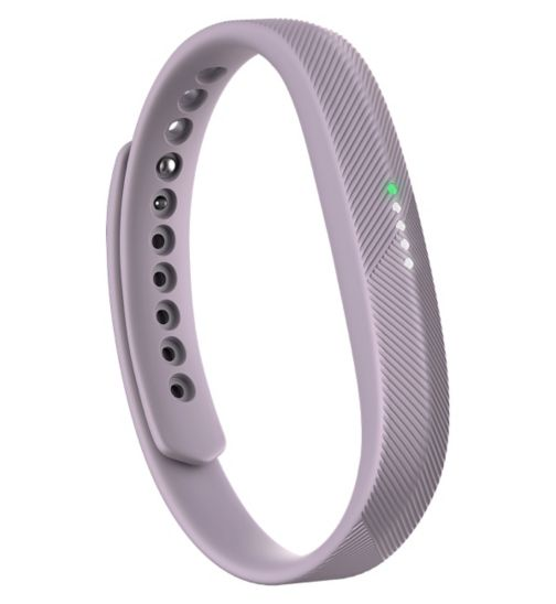 Fitbit Flex 2 Fitness Wristband - Lavender