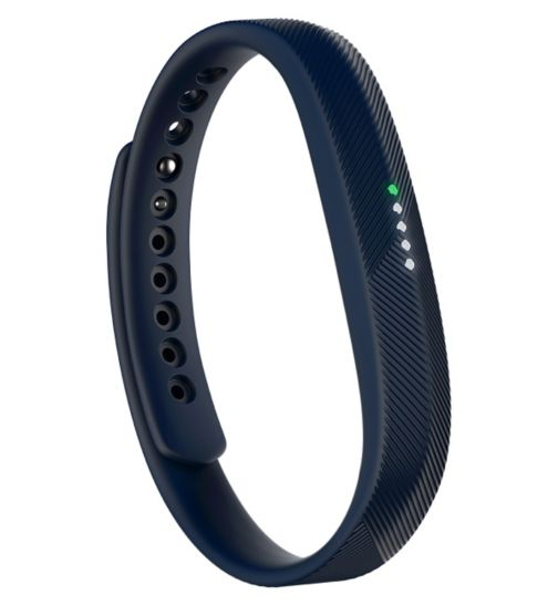 Fitbit Flex 2 Fitness Wristband - Navy