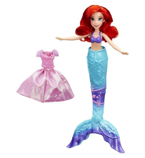 Disney Princess Spin And Swim Ariel