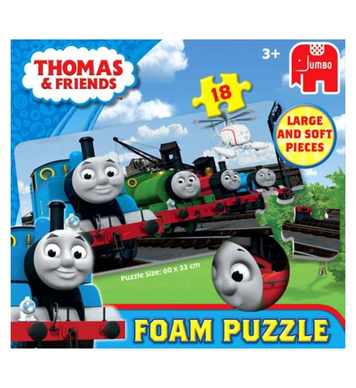 Thomas & Friends Foam Shaped Floor Puzzle