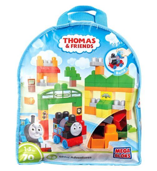 Thomas & Friends Mega Bloks Sodor Adventures