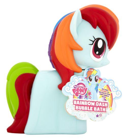 My Little Pony Rainbow Dash Bubble Bath