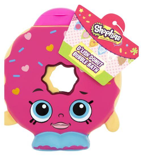 Shopkins D'Lish Donut 3D Bubble Bath