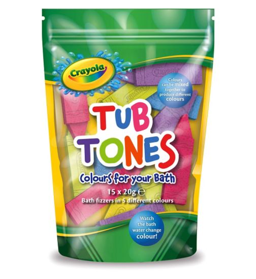 CRAYOLA Tub Tones