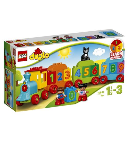 LEGO® DUPLO - Number Train 10847
