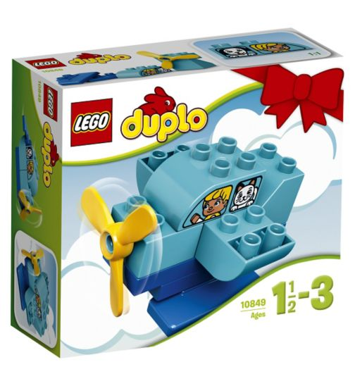 LEGO® Duplo -  MY FIRST PLANE 10849